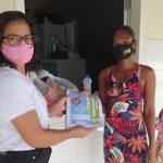 MARAÚ: PREFEITURA DISTRIBUI MAIS DE 5 MIL KITS DE ALIMENTAÇÃO ESCOLAR E CARDERNOS PEDAGÓGICOS PARA ALUNOS DO MUNICÍPIO