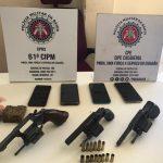 IBIRAPITANGA: POLICIA MILITAR  APREENDEM ARMAS DE FOGO, DROGAS E RECUPERAM VEÍCULOS ROUBADOS APÓS RESISTÊNCIA  RESULTANDO EM  MORTE