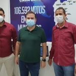 AURELINO LEAL: VISITA DO  PREFEITO RODRIGO ANDRADE À CAPITAL BAIANA REPERCUTIU NA CÂMARA DE VEREADORES