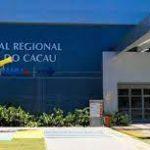 HOSPITAL REGIONAL COSTA DO CACAU  EM DIFICULDADES