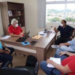 UBAITABA: PREFEITO DISCUTE DESTINAÇÃO DOS RESÍDUOS SÓLIDOS COM PROPOSTA PARA CRIAÇÃO DE ATERRO  SANITÁRIO