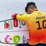 IMBATÍVEL! GABRIEL MEDINA É TRICAMPEÃO MUNDIAL DE SURF