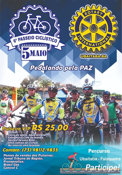 Passeio Ciclistico Rotary