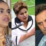 PESQUISA ISTOÉ/SENSUS APONTA EMPATE TÉCNICO ENTRE MARINA E AÉCIO PARA O  2º turno