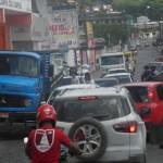 UBAITABA: TRÂNSITO CAÓTICO, POPULAÇÃO CULPA A PREFEITURA