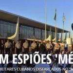 """EXÉRCITO DESCOBRE MILITARES CUBANOS NO """"MAIS MÉDICOS"""""""
