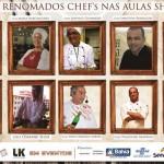 ITACARÉ: FESTIVAL  VAI REUNIR  10 CHEFES RENOMADOS DA GASTRONOMIA BRASILEIRA