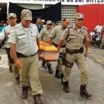 POLICIAIS MORTOS NA BR-101 FORAM SEPULTADO EM CLIMA DE CONSTERNAÇÃO