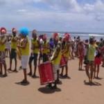 PENÍNSULA DE MARAÚ:  ALGODÕES SE PREPARA PARA REALIZAR CARNAVAL 2015