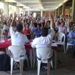 PROFESSORES DA UESC APROVAM ESTADO DE GREVE