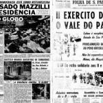 HÁ 51 ANOS, BRASIL SOFRIA O GOLPE MILITAR. VEJA AS MANCHETES