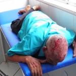 AURELINO LEAL: APOSENTADO ATACADO  A PAULADA  POR MENORES TEVE RESIDENCIA INVADIDA