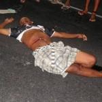 UBAITABA: HOMEM  ATINGIDO POR MOTO NA BR-101 MORRE NO HOSPITAL EM ITABUNA