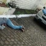 UBAITABA: HOMEM É MORTO A TIROS NA AVENIDA BEIRA RIO