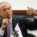 MENSAGEM DE EMPREITEIRO CITA REPASSE DE R$ 5 MILHÕES  A  TEMER