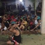 """MAIS DE 60 PESSOAS SÃO DETIDAS NA """"FESTA DO PÓ"""" EM BRUMADO"""