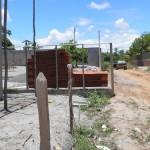 MARAÚ: CONSTRUÇÕES EM ALGODÕES  NÃO OBEDECEM ALINHAMENTO DA RUAS