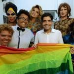 """""""SALVADOR É GAY """",AFIRMA O PREFEITO ACM NETO EM INAUGURAÇÃO NO CENTRO DE LGBT"""