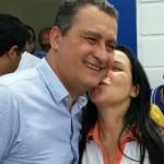 GOVERNADOR  VEM AURELINO LEAL INAUGURAR QUADRA  POLIESPORTIVA E ANUNCIAR OBRAS