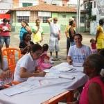UBAITABA: TESTES GRATUITOS DE  HEPATITE REALIZADOS PELO ROTARY  FOI SUCESSO TOTAL