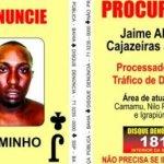 ITABUNA: 'VALETE' DO 'BARALHO DO CRIME' É MORTO DENTRO DE OFICINA