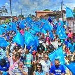MARAÚ: GRACINHA VIANA E VERA SARMENTO REALIZAM ÚLTIMOS COMÍCIOS NESTE DOMINGO (24)