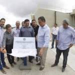 GOVERNO ENTREGA OBRA DE SANEAMENTO NO VALOR  R$ 17 MILHÕES EM CARAVELA