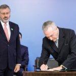 DECISÃO  PELO IMPEAXHMENT DE DILMA E PUBLICADA  EM EDIÇÃO EXTRA DO DIÁRIO OFICIAL DA UNIÃO