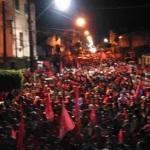 UBAITABA: PASSEATA  DE PAULO BIDÚ ARRASTA MULTIDÃO