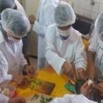 ESTUDANTES REALIZAM FESTIVAL GASTRONÔMICO EM MARAÚ INSPIRADO NA CULTURA QUILOMBOLA