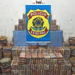 POLÍCIA FEDERAL FAZ A MAIOR APRENSÃO DE COCAÍNA NA BAHIA; TRÊS FORAM PRESOS