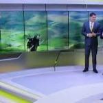"""MARAÚ: PRAIAS DA PENÍNSULA FORAM DESTAQUES NO  """"TÔ DE FOLGA"""" DO JORNAL HOJE"""