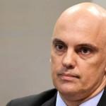 APÓS BUSCA CONTRA DEPUTADA, ALEXANDRE   DE MORAES SUSPENDE OPERAÇÃO DA PF