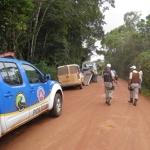 MARAU:  BANDIDOS  TOMAM EM  ASSALTO DOIS VEÍCULOS NA BR-030