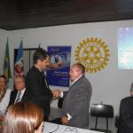 ROTARY CLUB DE UBAITABA EMPOSSOU SUA NOVA DIRETORIA NESTE SÁBADO (08)