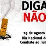 BRASIL APRESENTA REDUÇÃO SIGNIFICATIVA NA TAXA DE TABAGISMO