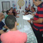 ROTARY PRETENDE CRIAR COMISSÃO PARA FISCALIZAR HOSPITAL DE UBAITABA