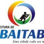 PREFEITURA MUNICIPAL DE UBAITABA AVISO DE LICITAÇÃO