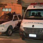 BRASIL: CRIMINOSOS ROUBAM AMBULÂNCIA COM EQUIPE MÉDICA PARA SOCORRER HOMEM