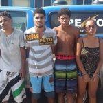 POLÍCIA FAZ LIMPA CONTRA O TRÁFICO DE DROGAS EM ILHÉUS