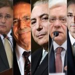 FACHIN FATIA DENÚNCIA CONTRA TEMER E ENVIA A MORO ACUSAÇÃO CONTRA 'NÚCLEO DO PMDB NA CÂMARA'