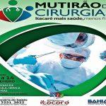 SECRETARIA DE SAÚDE DE ITACARÉ CADASTRA PACIENTES PARA O MUTIRÃO DE CIRURGIAS