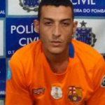POLÍCIA PRENDE UM DOS SUSPEITOS DE MATAR TRÊS  IRMÃOS EM RIBEIRA DO POMBAL