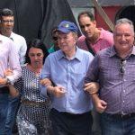 NETO CARLETTO PARTICIPA DE INAUGURAÇÕES NO ANIVERSÁRIO DE 80 ANOS DE MARAÚ
