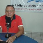 "AURELINO LEAL: CORONEL ALFREDO CASTRO  FOI ENTREVISTADO NO JORNAL "" BOM DIA CIDADES"""