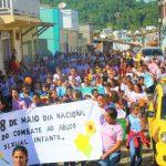 UBAITABA: DIA D DE COMBATE À EXPLORAÇÃO SEXUAL LEVA PESSOAS ÀS RUAS
