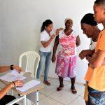 VACINAÇÃO CONTRA A GRIPE CONTINUA EM ITACARÉ COM PONTOS EXTRAS NOS BAIRROS