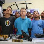 Valença: Operação contra tráfico de drogas prende 13 homens e apreende 4 adolescentes