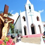 3ª CAVALGADA DO BOM JESUS REÚNE CENTENAS DE PESSOAS EM TABOQUINHAS