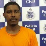 ACUSADO DE MATAR EX-MULHER COM ESPETO DE CHURRASCO É PRESO